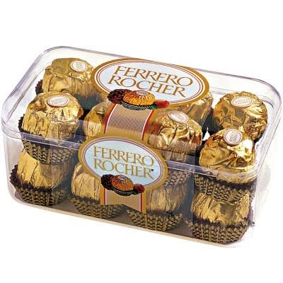 Ferrero Rocher- 16 Pieces - florista-in