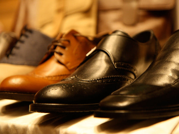 Know your shoes: the 6 most common types, part 1