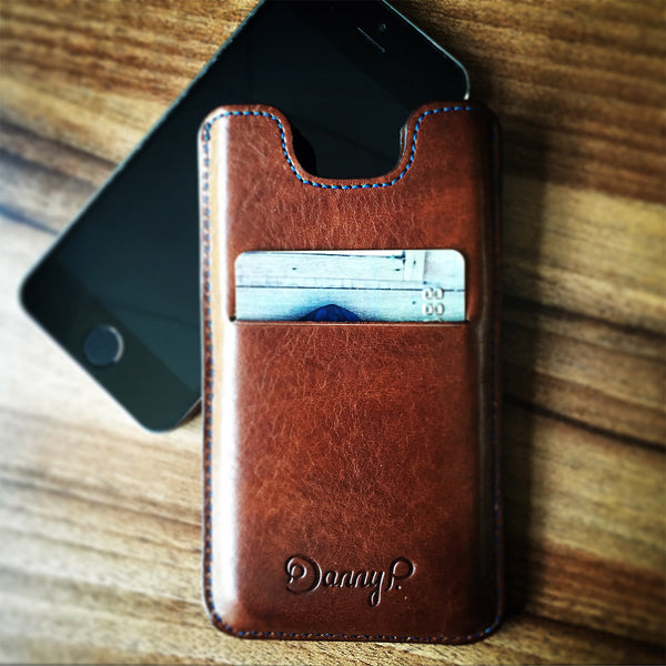 Leather iPhone 5/5S/SE Case