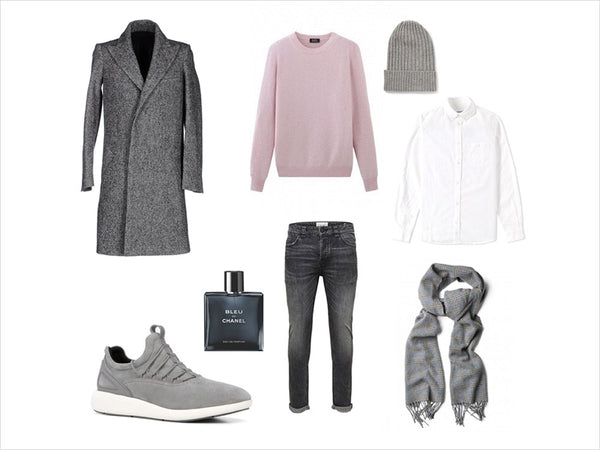Outfit of the month - November 2016