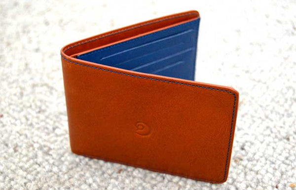 Danny P. – Slim Leather Wallet – Review
