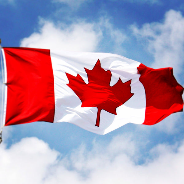 Free shipping on Canada Day