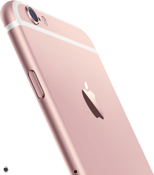 The new iPhone is available in pink.