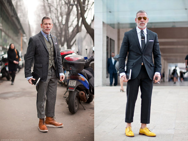 Top 6 men with perfect style, part 1