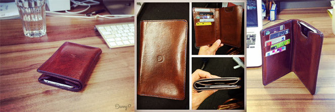 iPhone 6 wallet case photos from our social profiles