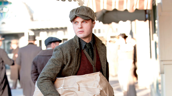 Jimmy from Boardwalk Empire sporting his golf cap.