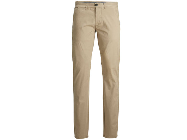 Slim fit chinos by Selected
