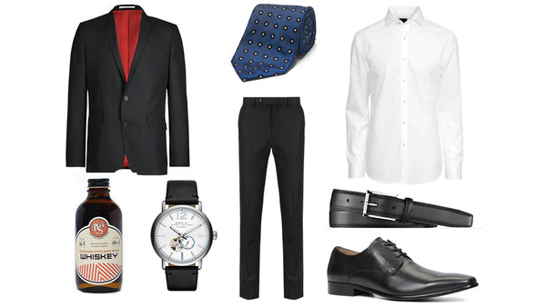 Fashion outfit #19: Oh, hello, mr. Businessman