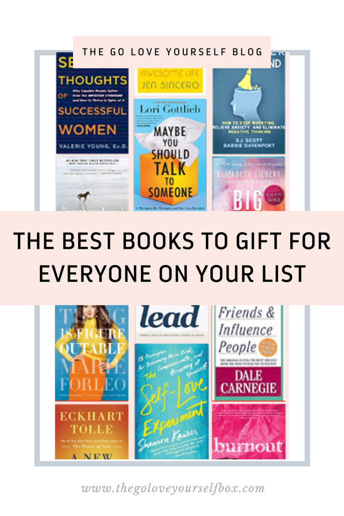 The Best Books for Everyone on Your List