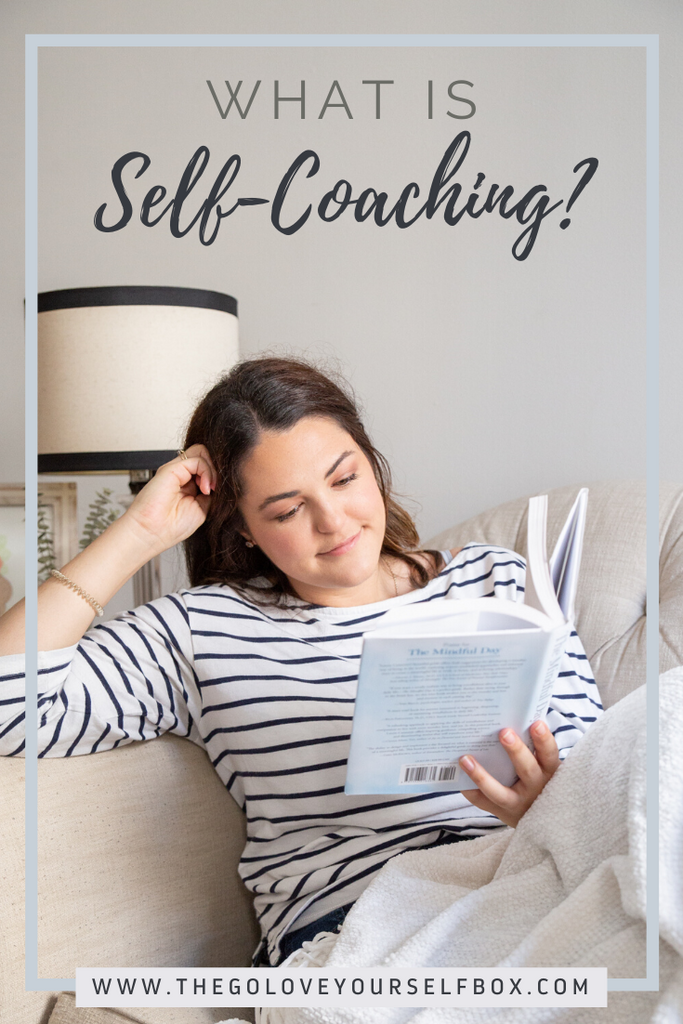 Go Love Yourself - What is Self Coaching