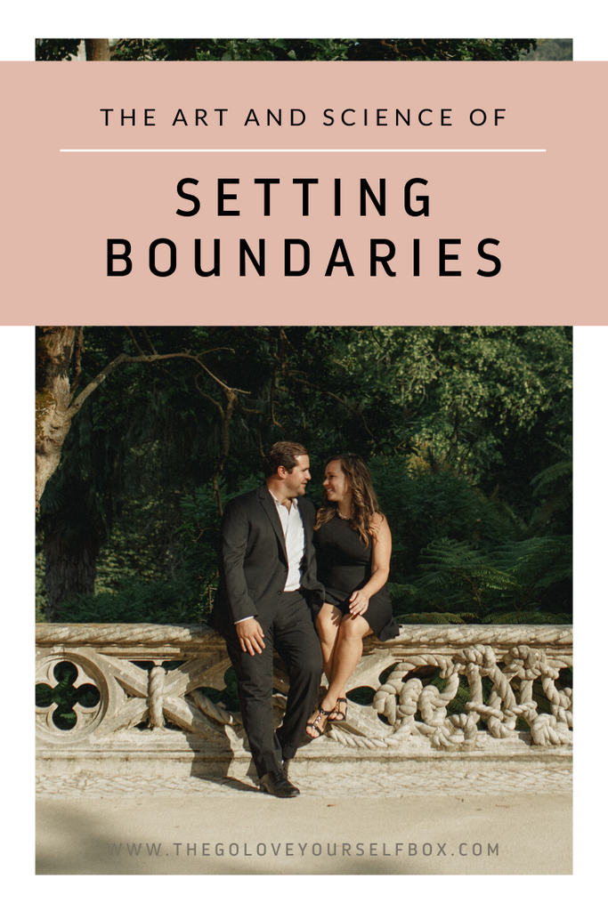 The Art and Science of Setting Boundaries