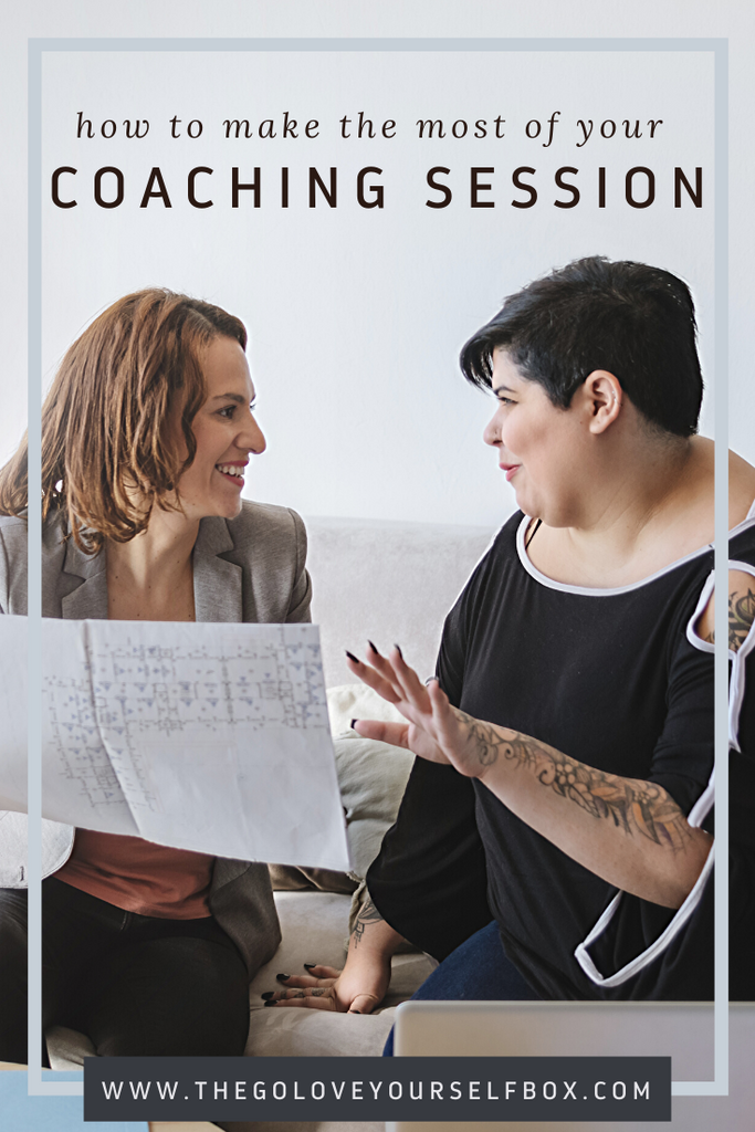 Maximizing Your Coaching Session