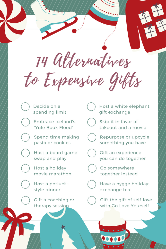 14 Alternatives to Expensive Gifts