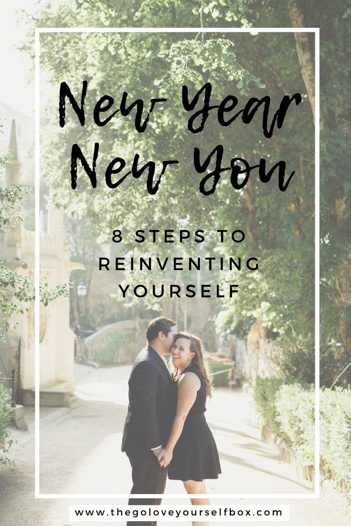 New Year, New You! The Art of Reinventing Yourself