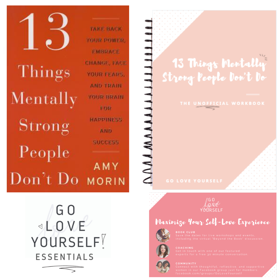 The 13 Things Mentally Strong People Don't Do Essentials