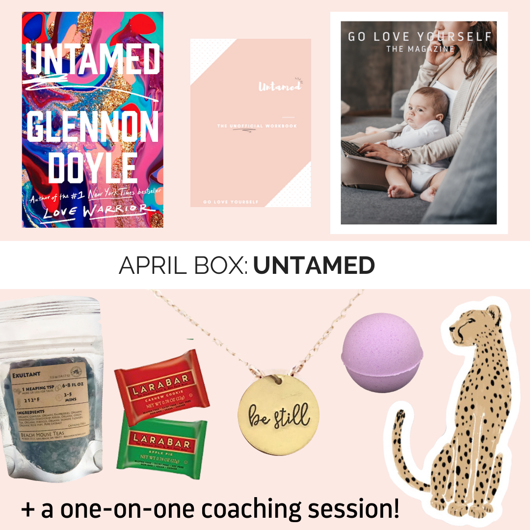 *APRIL 2020* The UNTAMED Box