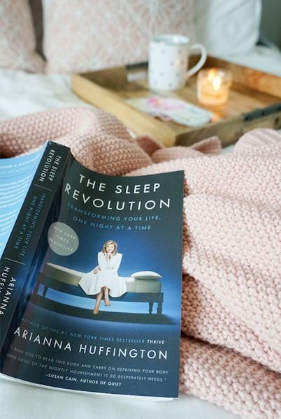 The Sleep Revolution (Book Only!)