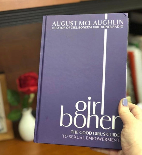 Girl Boner (Book Only!)