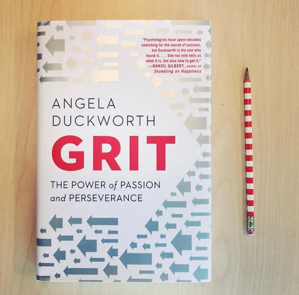 Grit (Book Only!)
