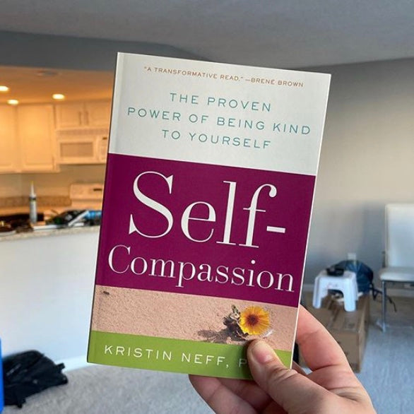 Self-Compassion (Book Only!)