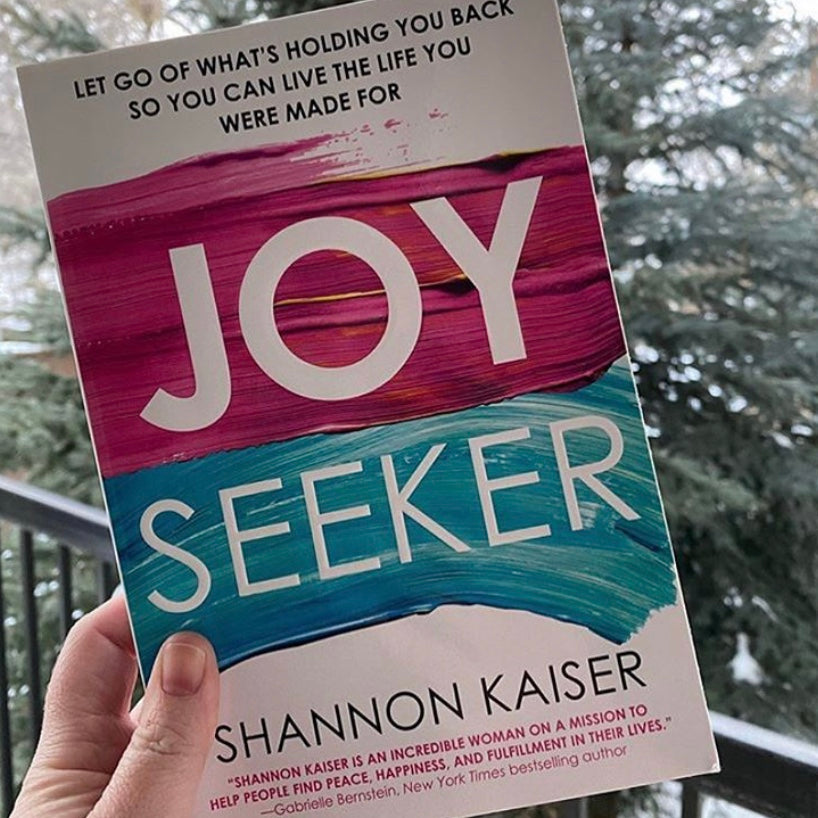 Joy Seeker (Book Only!)