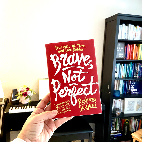 Brave, Not Perfect (Book Only!)
