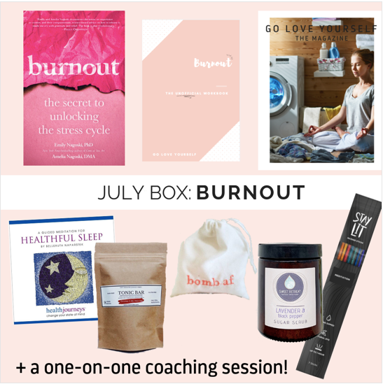 The Burnout Box