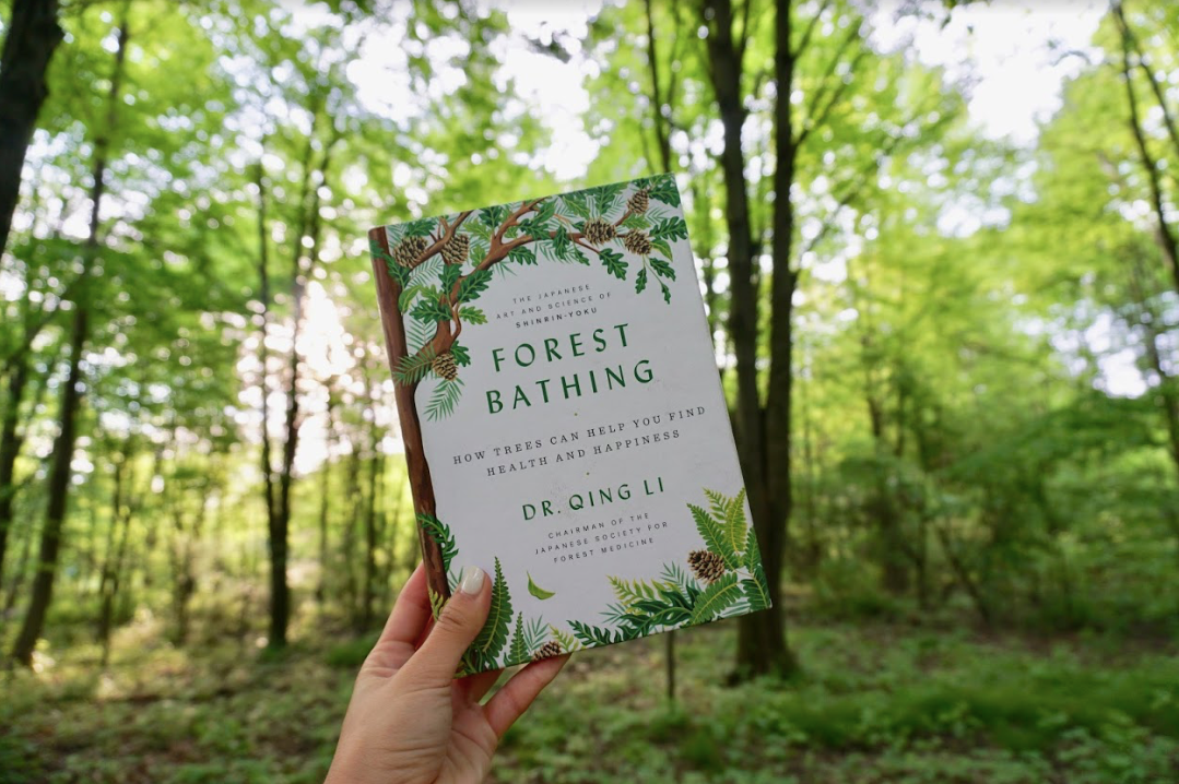 Forest Bathing (Book Only!)