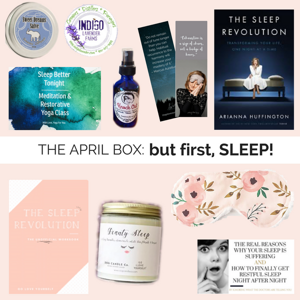 The Sleep Revolution Box