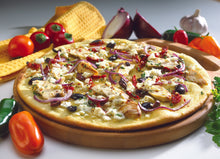 Load image into Gallery viewer, Mediterranean Pizza - Sun Dried Tomato Mushroom