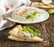 Breads - Wheat Flat Bread