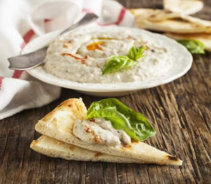 Breads - White Flat Bread