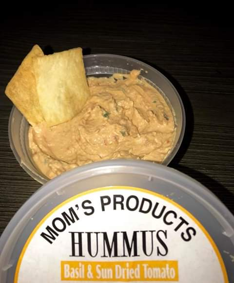 Chips - Mom's Organic Herb chips