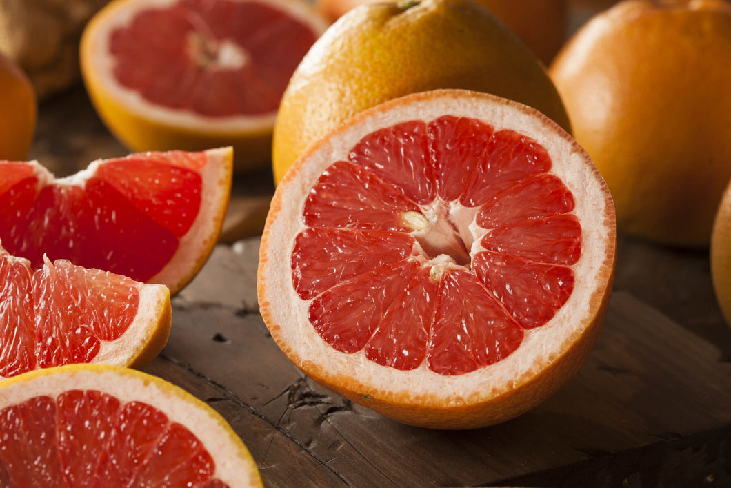 Grapefruit - Star Ruby - Certified Organic
