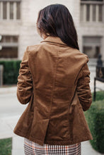 Load image into Gallery viewer, Brie Corduroy Blazer