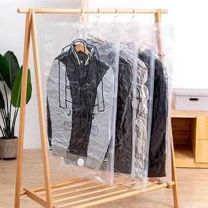 🔥4 PACKS-ONLY $4.99 EACH🔥Hanging Compressible Storage Bag