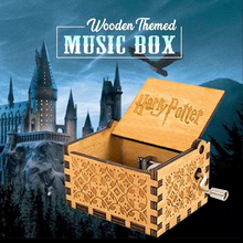 Load image into Gallery viewer, Last Day Promotion 50% OFF-Harry Potter Hand Cranked Music Box