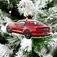 Load image into Gallery viewer, Mustang Christmas Tree Decoration Hanging Ornament Set New Version