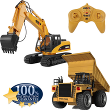 Load image into Gallery viewer, ( Present For Children's Day 50% OFF) 2020 New RC Construction Vehicles Bulldozer