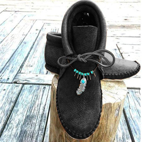🔥Last Day Promotion 50% OFF🔥 Cowhide Leather Moccasins