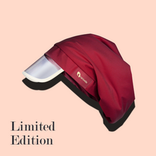 Load image into Gallery viewer, Hairbrella Satin-Lined Rain Hat