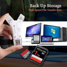 Load image into Gallery viewer, Versatile High Speed 4 in 1 SD Card Reader For All Devices