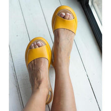 Load image into Gallery viewer, 2020 Leather Sandals For Women