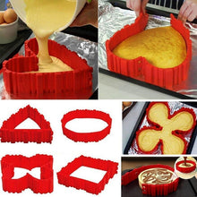 Load image into Gallery viewer, Non-stick Reusable 30-cavity Silicone Pastry Cake Macaroon Mat Baking Mould
