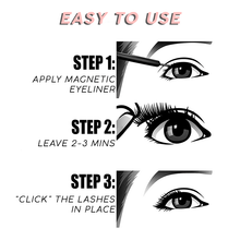 Load image into Gallery viewer, Magnetic 4D Eyelash Liner
