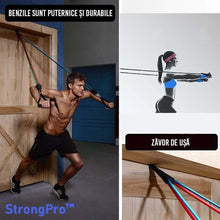 Load image into Gallery viewer, STRONGPRO™: SET DE BENZI ELASTICE PENTRU ANTRENAMENT