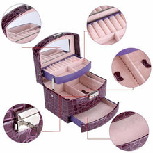 Load image into Gallery viewer, (Hot selling 50,00 items)3-Layer Leather Organizer-Free Shipping