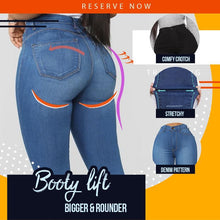 Load image into Gallery viewer, Perfect Shape Stretch Jeans