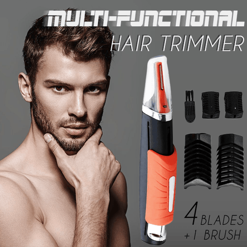 (Last Day Promotion 48% OFF) Multi-Functional Hair Trimmer