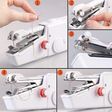 Load image into Gallery viewer, Portable Mini Electric Sewing Machine